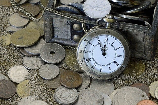 時間の節約はお金の節約以上に効果があるかもしれない